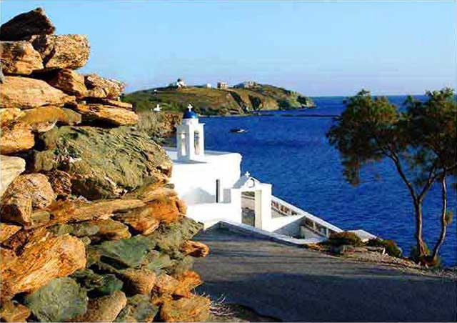 Saint Markos church in Tinos TINOS PHOTO GALLERY - Agios Markos