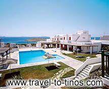 PORTO TANGO  HOTELS IN  AGIOS IOANNIS