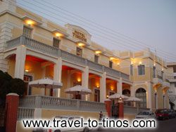 TINION HOTEL  HOTELS IN  Center of Tinos Town