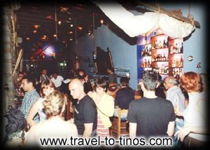 KOURSAROS BAR  CLUB IN  1 Akti Ellis st, Hora
