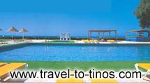 TINOS BEACH HOTEL AND BUNGALOWS  HOTELS IN  TINOS - Kionia